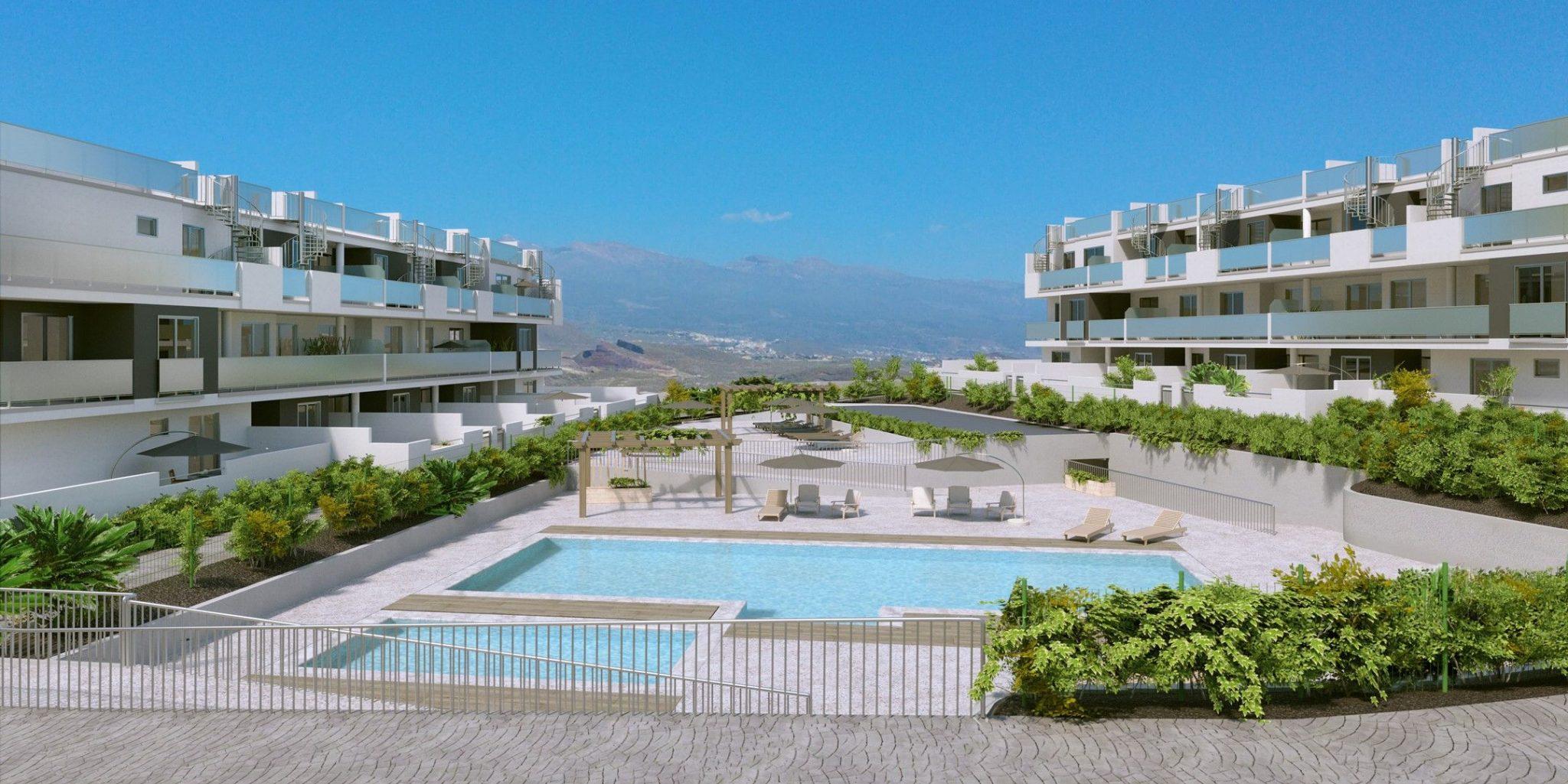 Apartamentos en el sur de tenerife las terrazas ii for Apartamentos en el sur de tenerife ofertas