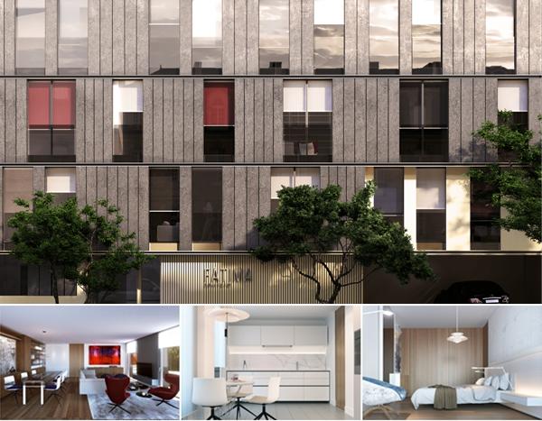 Edificio Fátima: 25 viviendas de obra nueva en Vigo